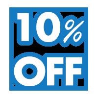 Promoção SELO 10%